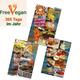 """3 e-books Rezepte von """"Free vegan"""""""