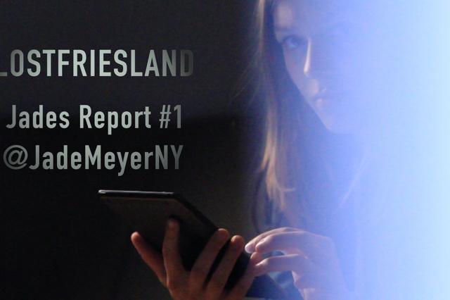 LOSTFRIESLAND, eine interaktive Mystery-Serie