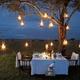 Candle Light Dinner in unserem malerischen Gewölbekeller mit Geigenständchen