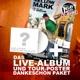 live CD + Tour-Poster mit Gruß von Mellow