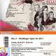 Eintrittskarte Silly Wutfänger Konzert 30.6.17 in Rietberg
