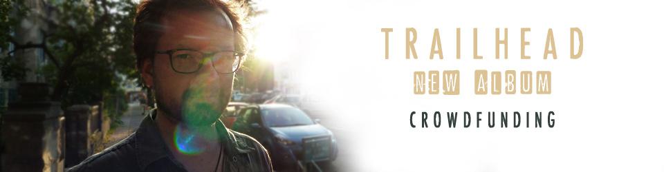 Trailhead's New Album - Roadside Folk made in Berlin!