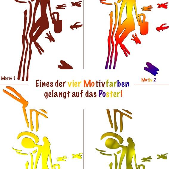 Nennung auf Website + 1 Poster