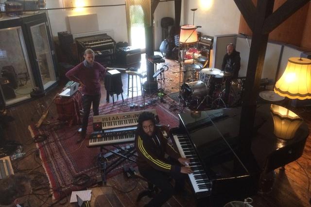 Tabeah - Albumproduktion