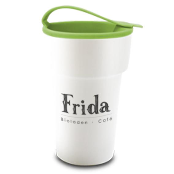 Dein heißer Frida To Go Becher