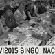Startplatz beim Bingo-Abend