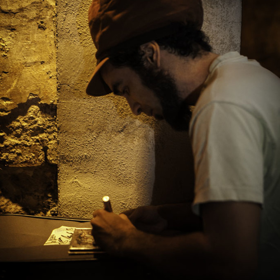 """Signierte CD """"The Kingston Session"""""""