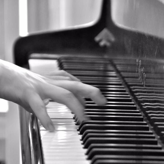 1 Klavierstunde (45min) bei mir zuhause