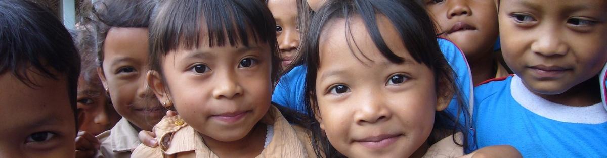 Buch: Indonesien - Abenteuer Kinderhilfe