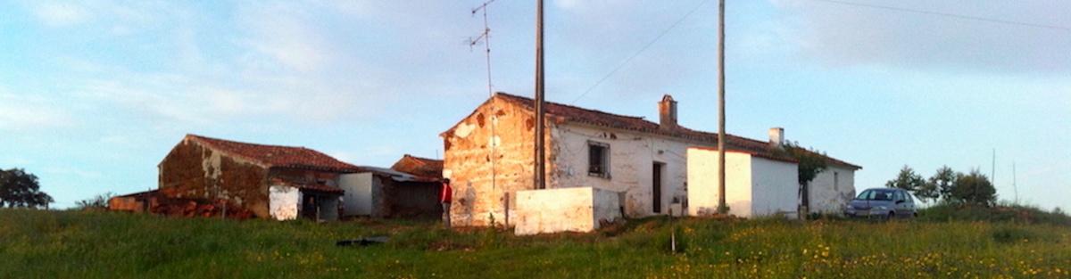 Ein Gästehaus im Alentejo / Portugal
