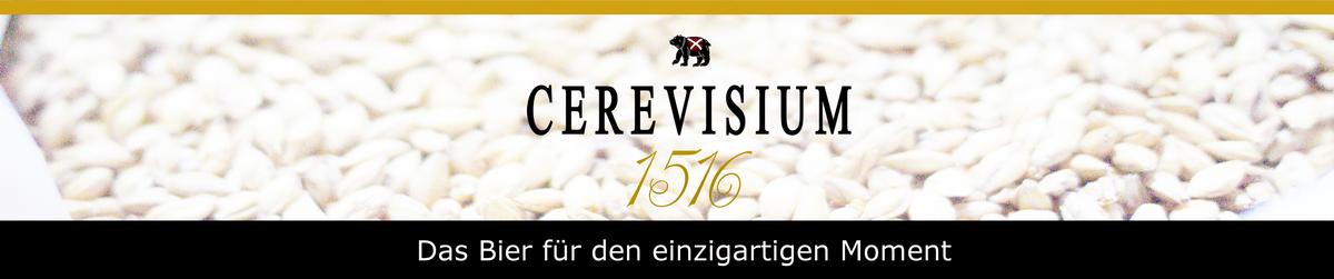 CEREVISIUM 1516 - Braukunst reloaded!