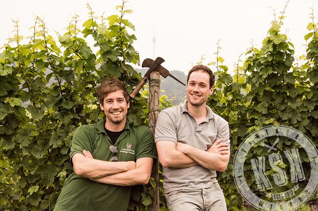 KSK Vintage Winery - Wein machen zum mitmachen