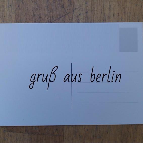 Digi-Postkarte mit Rezept