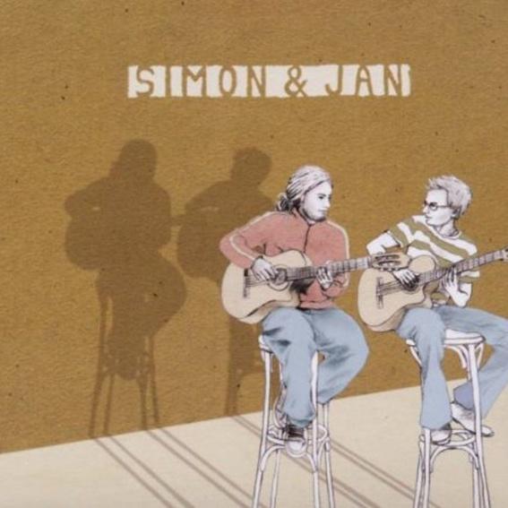 """Simon & Jan - CD """"Simon & Jan"""", handsigniert"""