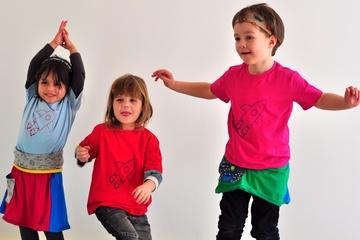 Kleiderbande   unisex Mode für Kinder
