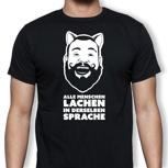NEU: T-Shirt + Sticker