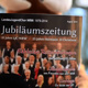 Jubiläumszeitung: 35 Jahre LandesJugendChor NRW mit Widmung