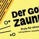 """Nennung auf der Website des """"Goldenen Zaunpfahls"""" und Buch deiner Wahl"""