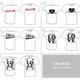mydearlove Kampagnen-Shirt für Sie oder Ihn
