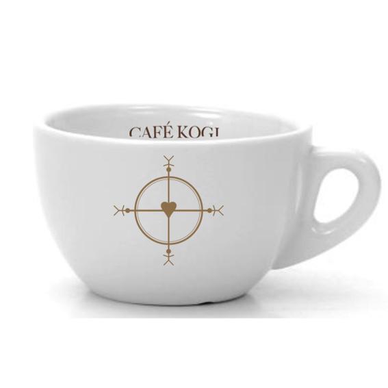 2er-Set Milchkaffeetassen CAFÉ KOGI