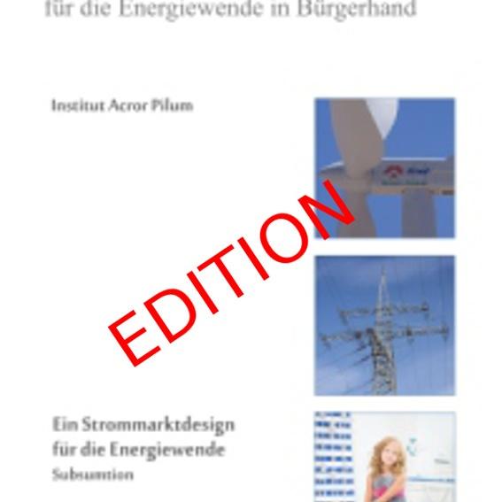 """Lizenz HybridStrommarkt """"Edition"""" für Kunden/Partner"""