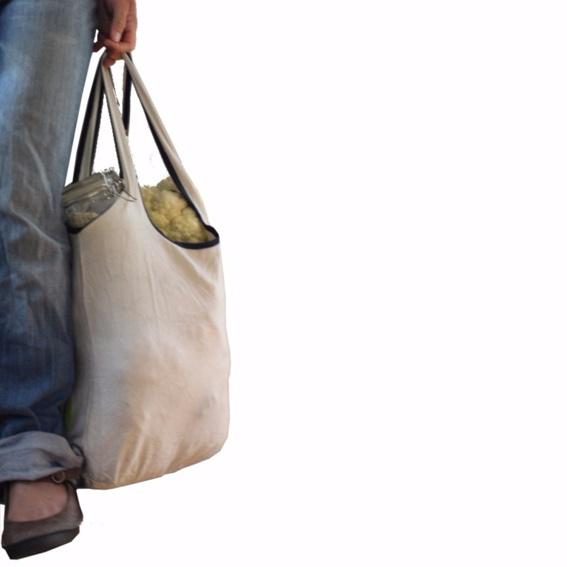 Sonja bringt Deinen Einkauf nach Hause