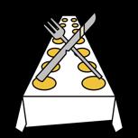 1 großes Resteküche-Catering