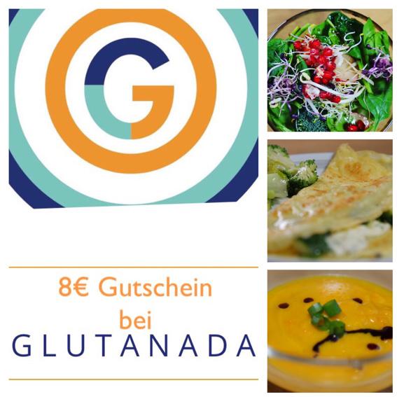 8 € Gutschein bei Glutanada