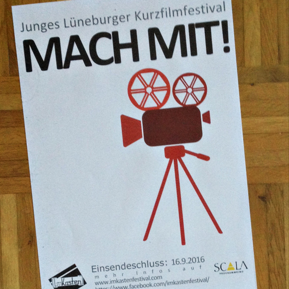 Filmfestival Plakat A3