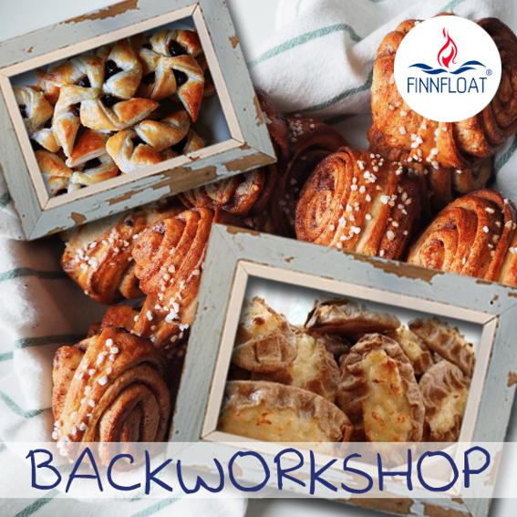 Finnischer Backworkshop mit gemütlichem Kaffetrinken