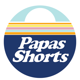 Papas Supporter - 10 Sticker und Dankeskarte