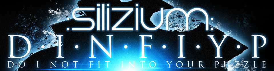 SILIZIUM - Do I Not Fit Into Your Puzzle  (D.I.N.F.I.Y.P.) - RE-RELEASE