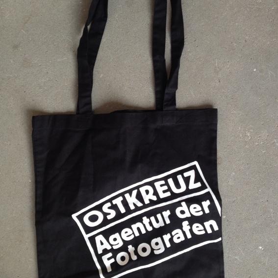 "Jutebeutel ""Ostkreuz"""