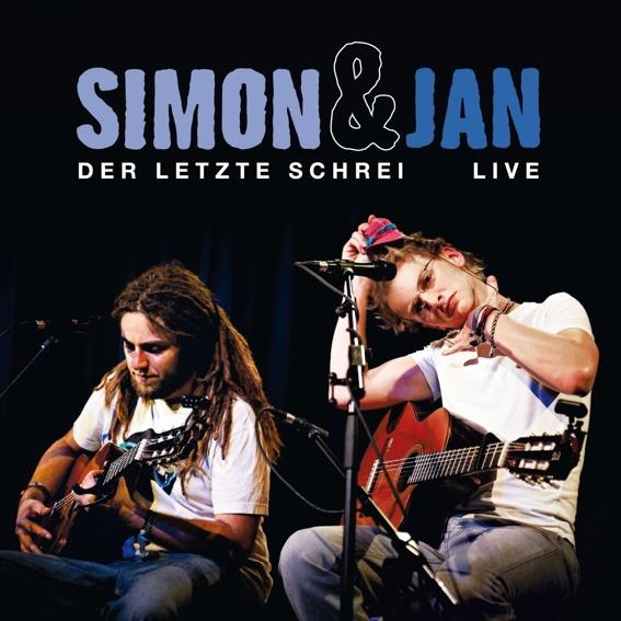 """Simon & Jan - CD """"Der letzte Schrei"""", handsigniert"""