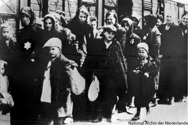 Eva Weyl - Geschichte einer Holocaust Überlebenden