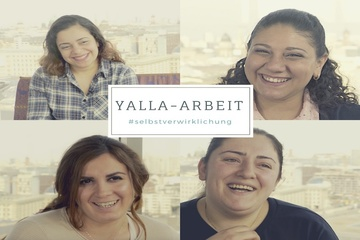 Yalla-Arbeit