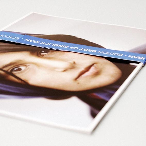 """Limitierte Drucksammlung, Edition """"BEST OF EIN BLICK IRAN"""""""