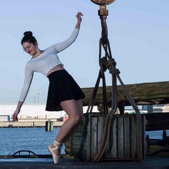 Ballett-Stunde