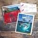 Bücher-Doppelpack plus 2 Streetart-Safari-Gutscheine