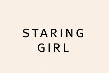 """Staring Girl """"In einem Bild"""" als VINYL & CD"""