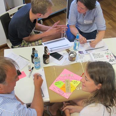 Weihnachtsfeier Sketch Ideen.Design Thinking Workshop Für Dein Team Baue Den Impact Hub Ruhr