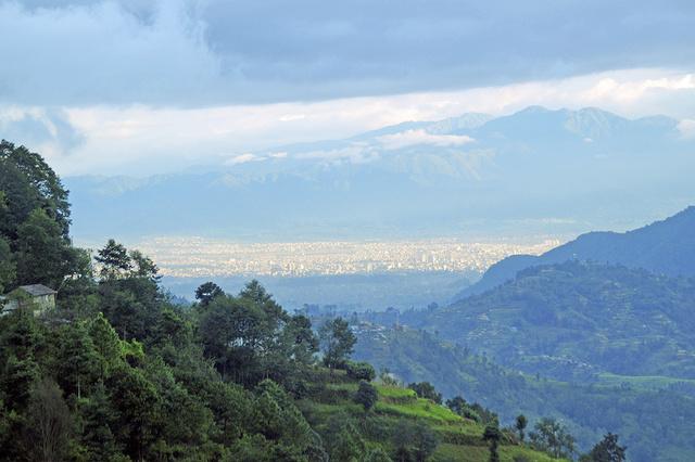 Agroforstwirtschaft in Nepal