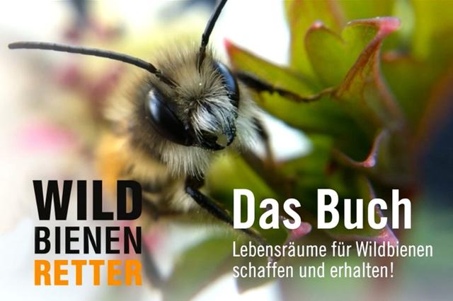 Das Wildbienenretter-Buch