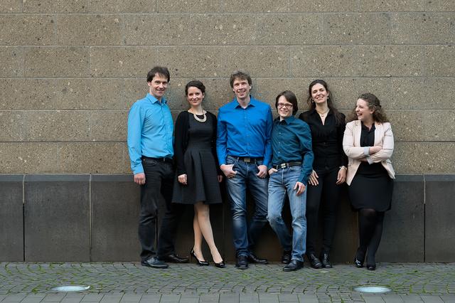Kölner Vokalsolisten – CD-Debüt