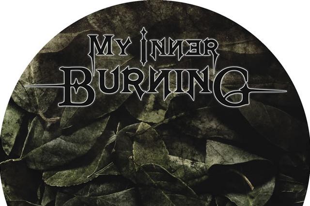 My Inner Burning CD-Produktion