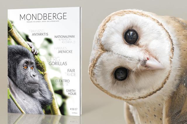 Mondberge-Magazin: Neu. Einzigartig. Hochwertig.