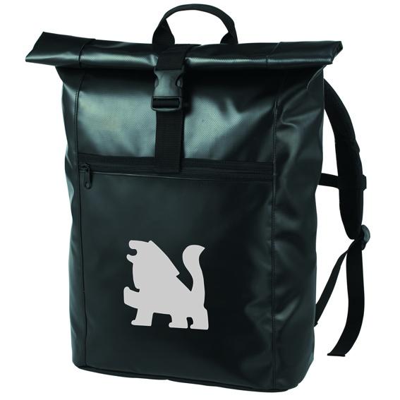 myMAGNI Backpack aus LKW-PLane