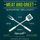 "Supporter-Grillparty ""Meat & Greet"" - Ticket"