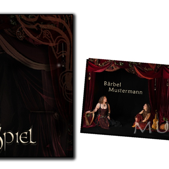 Schatten-Sponsor: CD + Name im Booklet