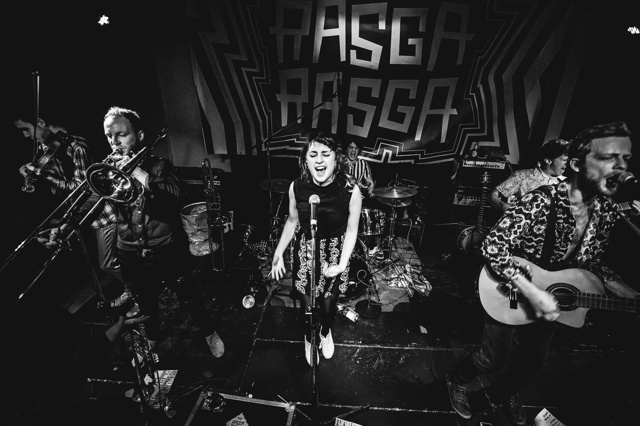 RasgaRasga - das neue Album